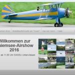 Chiemsee-Airshow